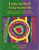 Functional Assessment, Lynette K. Chandler and Carol M. Dahlquist, 0130156752