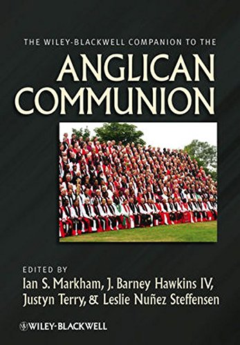 The Wiley-Blackwell Companion to the Anglican Communion for $<!--$147.89-->