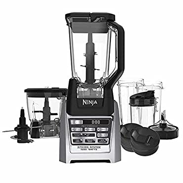 Ninja Auto-iQ Total Boost Kitchen Nutri Blender System (BL687CO)