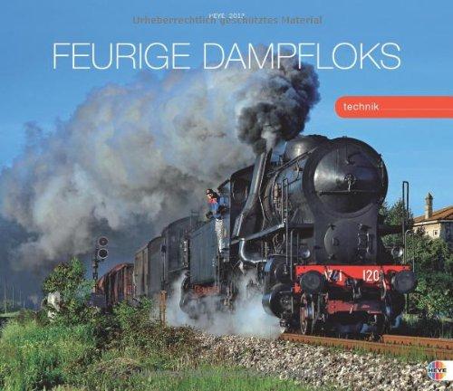 Feurige Dampfloks 2013: Eisenbahn-Nostalgie rund um den Globus
