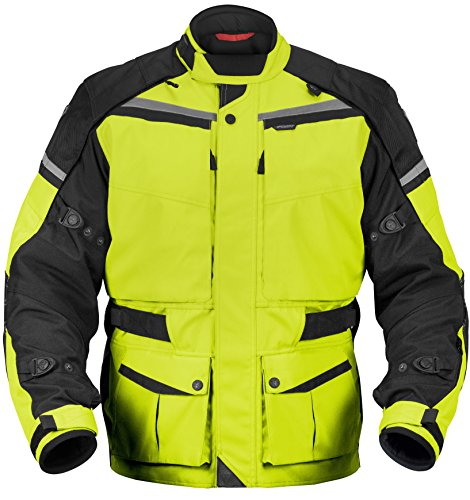 Pilot Motosport 2001109-02 Gray Medium Elipsol Air Jacket
