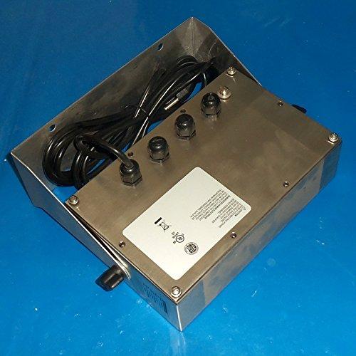 RICE LAKE 115V 100mA 50/60HZ 10,000NMAX DIGITAL WEIGHT INDICATOR IQ+355-2A *NIB* ()