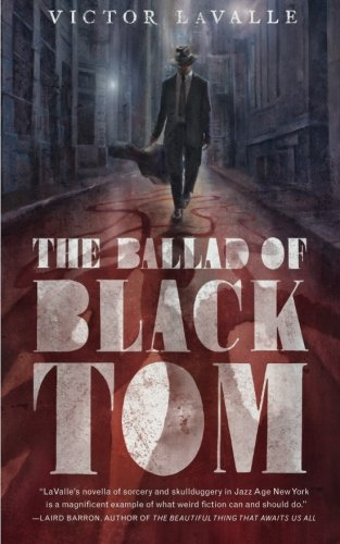 book cover of The Ballad of Black Tom