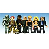 Battlestar Galactica Modern Minimates Series 2 Set of 4 Two Packs by Diamond Select