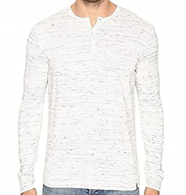 Calvin Klein Mens Cotton Modal Space Dye