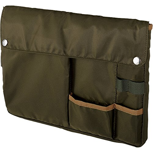Kokuyo Made in Japan Bag in Bag BizrAck B5 -Khaki by Kokuyo