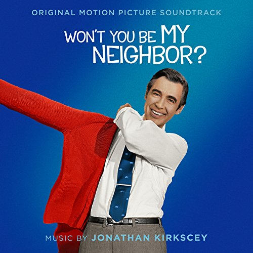 Image result for won't you be my neighbor soundtrack cover