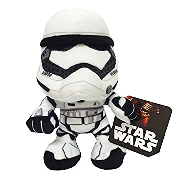 DISNEY STAR WARS EPISODE 7 FORCE AWAKENS 8 SOFT PLUSH TOY (STORMTROOPER) by Posh