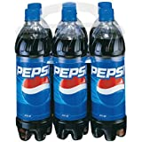 Pepsi Cola Soda, 24 Ounce (24 Bottles)