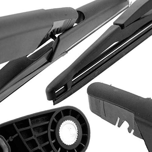 Peanutaod Heckscheibenwischerarm /& Blade f/ür Peugeot 407 Sw//Citroen C5 Kombi Immobilien Jl-e39