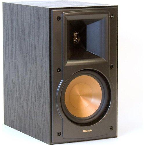 Klipsch Rb 51 Ii Black Pr 2 Way Bookshelf Speakers Buy