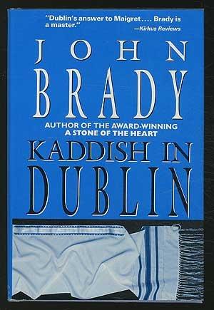 book cover of Kaddish in Dublin