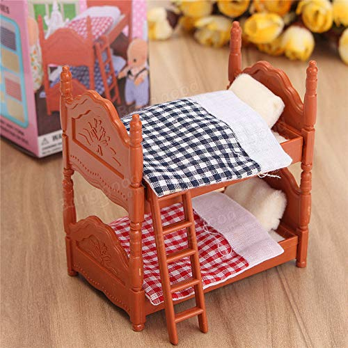 NEW 1:12 Simulation Fluctuation Bed Playhouse Props Dollhouse Creative DIY Mat