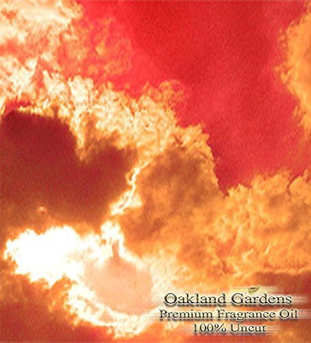 (DREAMSICLE Fragrance Oil - Vibrant orange citrus and heartwarming vanilla in a sweet scented dream - By Oakland Gardens)