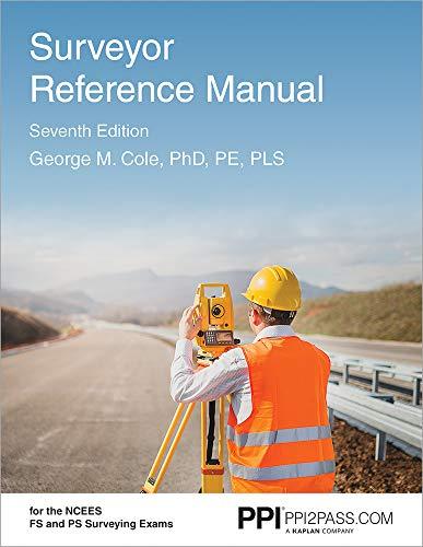Surveyor Reference Manual ()