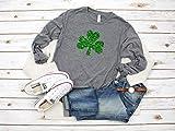 Irish girl Womens St patricks day tee Shamrock shirt st paddys day holiday womens st pattys day lucky charm shamrock tee
