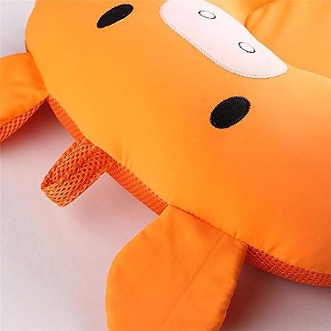 Lulalula cuscino da bagno da bambino /6/mesi neonato comodo cuscino per sedili Cartoon morbido antiscivolo vasca doccia Toddler supporto sedile Pad sicurezza cuscino estate lavello per 0/
