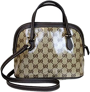 GUCCI Mini Dome Convertible Purse