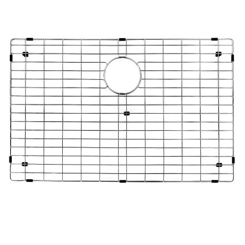 VIGO Stainless Steel Bottom Grid, 29.875-in. x (Industries Stainless Steel Grid)