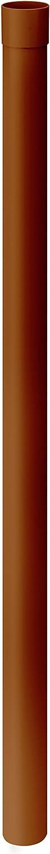 Kunststoff INEFA Regenfallrohr DN 85 200 cm Dachrinne Regenrinne