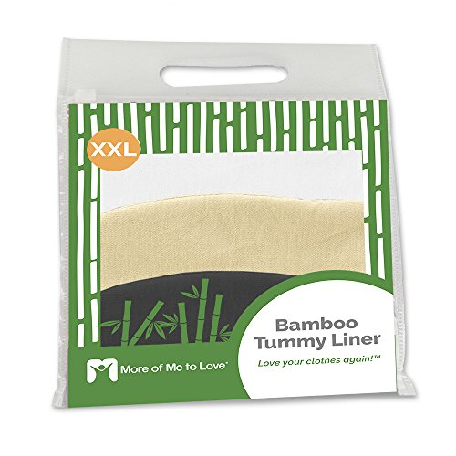 Tummy Liners - Bamboo Tummy Liner (3-Pack) (XX-Large, Neapolitan)