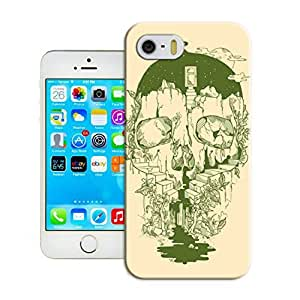 LarryToliver Fashionable iphone 5/5s Customizable Illustration art Case Cover