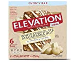 Millville Elevation White Chocolate Macadamia Nut Energy Bars 14.4oz