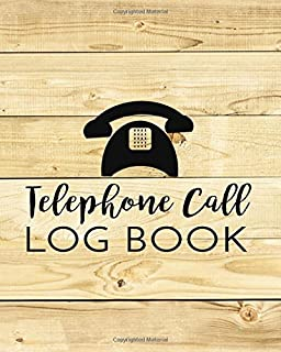 telephone call log book telephone message tracker voice mail memosv2