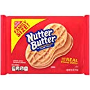 Nutter Butter Peanut Butter Sandwich Cookies - Family Size, 16 Ounce (Pack of 12)