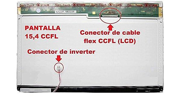 tecla2xtatil PANTALLA COMPATIBLE DE Y PARA PORTATIL ASUS X59SL 15,4 LCD WXGA 1280X800 CCFL 1-TUBO 30 pin VER FOTO: Amazon.es: Electrónica