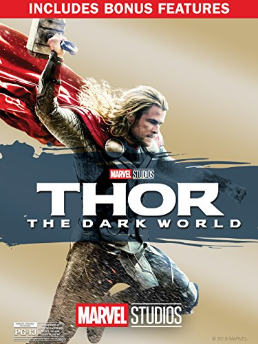 (Thor: The Dark World (With Digital-Exclusive Bonus Features))