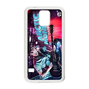 James-Bagg Phone case Arctic Monkeys Music Band Protective Case For Samsung Galaxy S5 Style-8