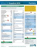 ICD-10-CM 2019 Snapshot Coding Card - Psychiatry