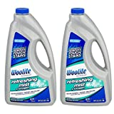 Woolite Refreshing Mist + Oxy Formula Full Size Carpet Cleaners, 64 oz