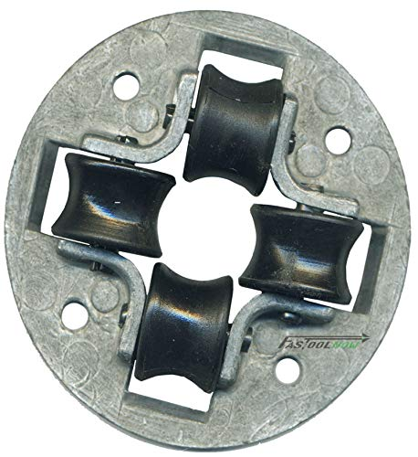 Reelcraft HR1059 Roller Guide Assembly, 0.250~0.625 Outer Diameter