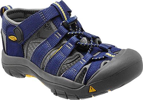 KEEN Little Kid (4-8 Years) Newport H2 Blue Sandal - 9 B US Junior ()