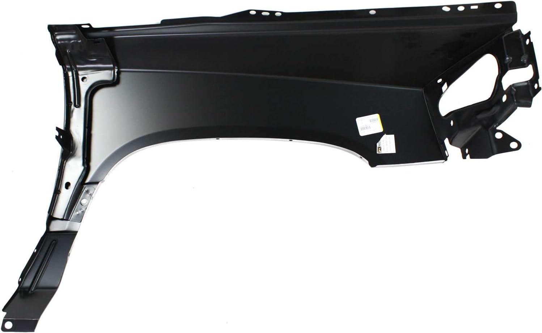Front Fender Compatible with 2008-2010 Dodge Dakota Driver Side
