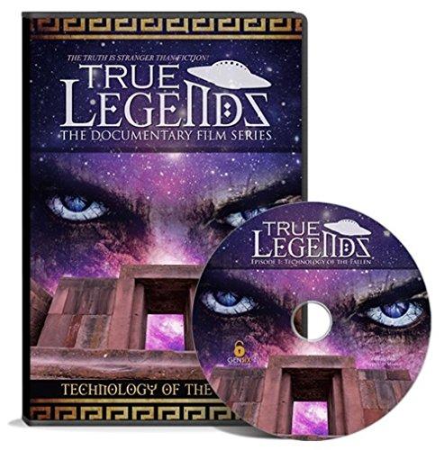 True Legends DVD: Technology of the Fallen, The Documentary Film Series, Episode 1 pdf
