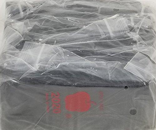 2020 Original Mini Ziplock 2.5mil Plastic Bags 2