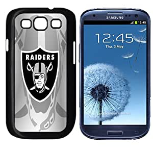 NFL Oakland Raiders Samsung Galaxy S3 Case Cover