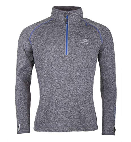 zip 2x Polarshell large Sweat Felbi Giacca Uomo Northvalley Grey Small Demi fq4xnwnap