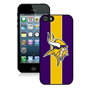 Minnesota Vikings Iphone 5C Case Best Custom Phone Cover By CooCase