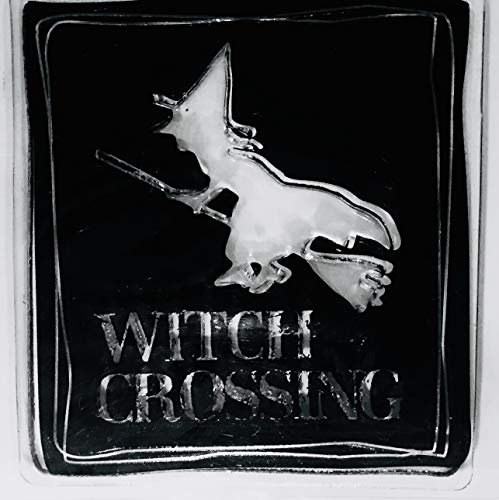 Witch Crossing Clear Stamp Motif Series 36 by Colette -