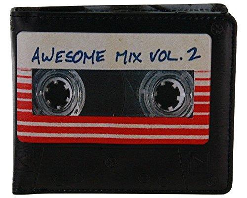 (Guardians of the Galaxy Mix Tape Bi-Fold Wallet Standard)