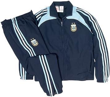 adidas - Argentina Chandal Junior 08/09 Hombre Color: Celeste ...