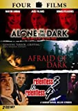 Alone in the Dark/Afraid of the Dark/Relentless 3/Relentless 4 by Jack Palance