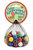 14MM 60 Piece GAME REPLACEMENT CHINESE CHECKERS MARBLES