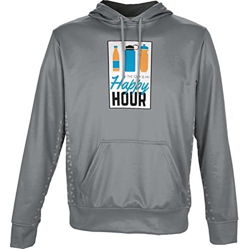 new ProSphere Boys' Happy Hour Hobbies Geometric Hoodie Sweatshirt (Apparel) big discount