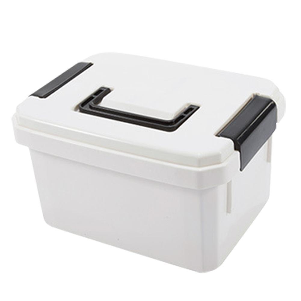 Pretty-Jin Boîte de Rangement familiale Boîte de Stockage de Médicaments Boîte de Rangement pour Jouets Coffret de Reception Boîte de Stockage Storage Container