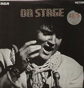 Elvis Presley - On Stage, February, 1970